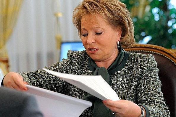 Матвиенко считает изучение православной культуры в школах полезным для всех детей