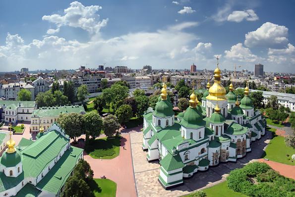В Киеве собирают подписи против открытия «Евровидения» в Софии Киевской