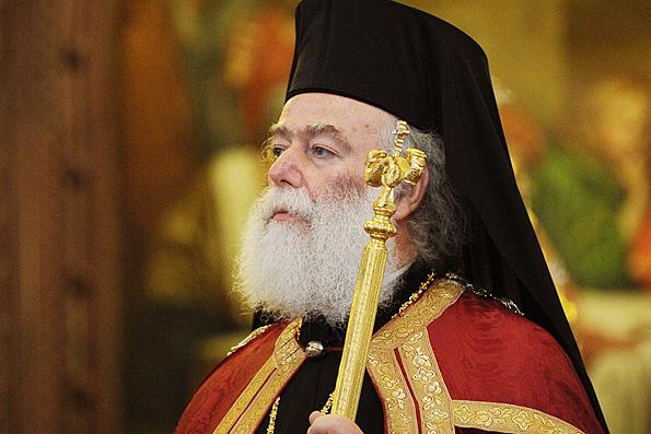 Девять часов на лодке плыл патриарх Феодор II, чтобы освятить храм в Танзании