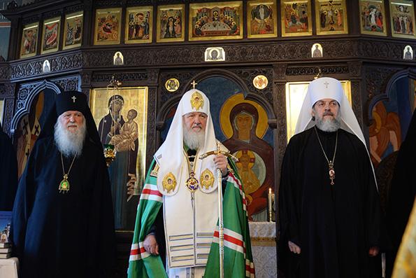 Патриарх Кирилл выступил за развитие союзнических отношений между Россией и Францией