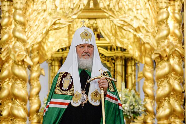 Предстоятель Русской Церкви желает армии и флоту РФ самоотверженно защищать страну