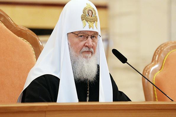 Патриарх Кирилл призывает не умалять ни достижений советской власти, ни постигших страну бед