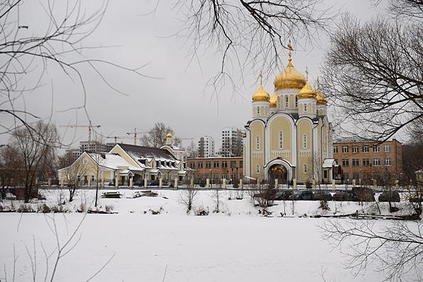 Противники новых храмов в Москве бросают вызов воле народа — Патриарх Кирилл