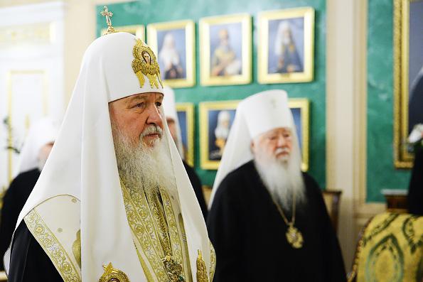 Патриарх Кирилл: Невозможно человеческие критерии налагать на действия Божественного Промысла — мы всегда ошибемся