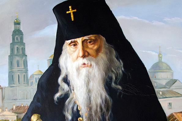По молитвам владыки Сергия