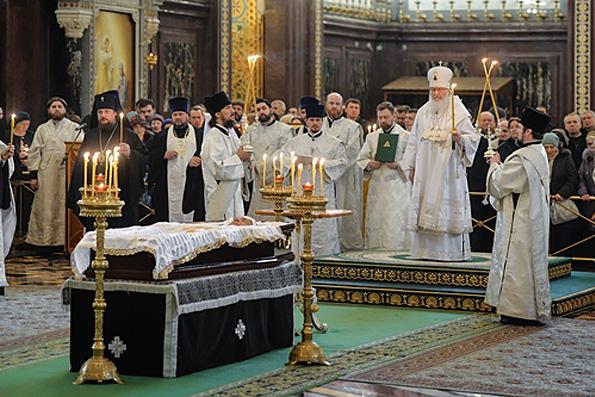 Патриарх Кирилл: Андрей Карлов — мученик, который обессмертил себя