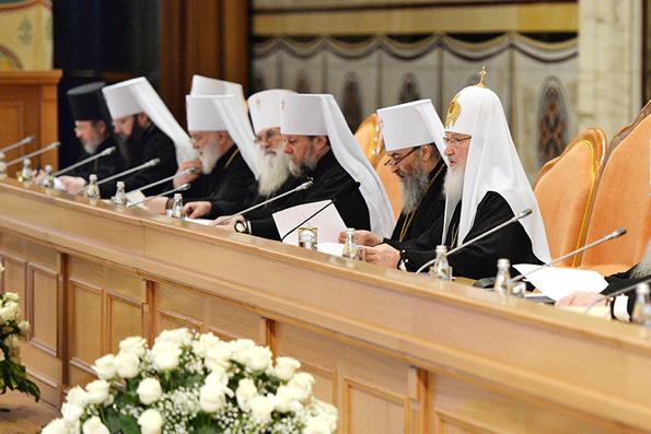 Всеправославный собор не будет изменять церковные каноны