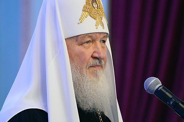 Патриарх Кирилл заявил о необходимости координации борьбы с террором