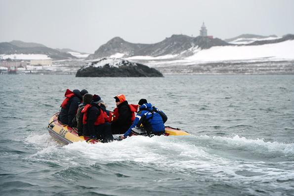 Патриарх в Антарктиде