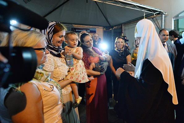 Сирийцы Бразилии поблагодарили Патриарха Кирилла и Россию за поддержку