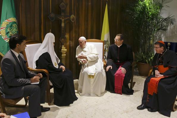 Патриарх и Папа подпишут декларацию под образом Казанской иконы Божией Матери