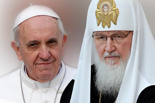 Что мы знаем о встрече Патриарха Кирилла и Папы Римского Франциска