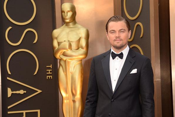 На вручении «Оскара» Леонардо Ди Каприо назвал угрозой для мира изменение климата
