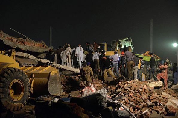 Святейший Патриарх Кирилл выразил соболезнование в связи с терактом в пакистанском городе Лахор