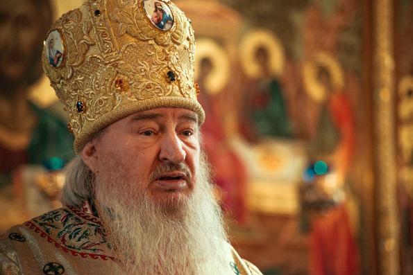 Проповедь митрополита Феофана в Неделю Торжества Православия
