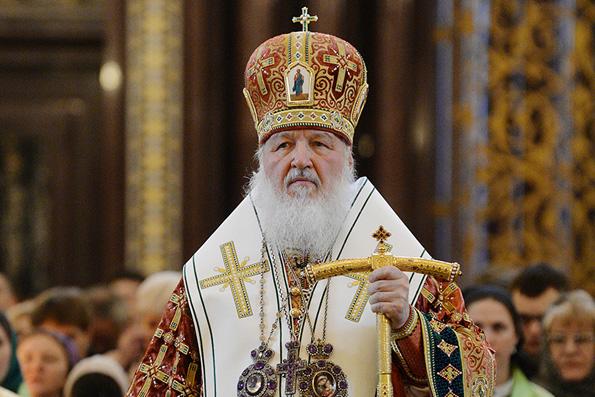 Патриарх Кирилл скорбит о жертвах терактов в Брюсселе