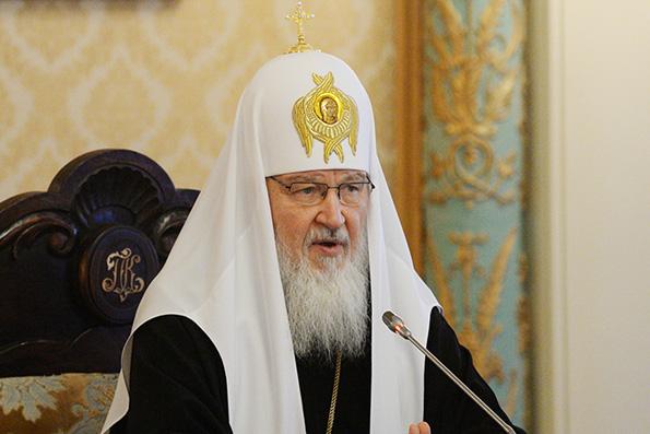 Патриарх Кирилл: терроризм нужно осмыслить с богословской позиции