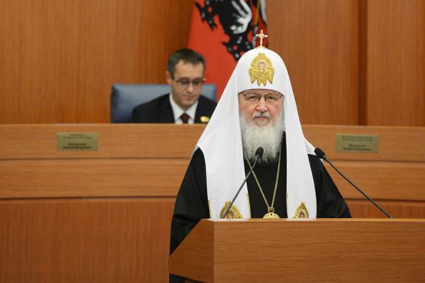 Имен убийц и террористов не должно быть в топонимике города, — Патриарх Кирилл