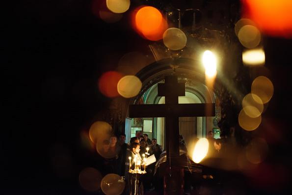 В православных храмах начались особые великопостные богослужения — пассии