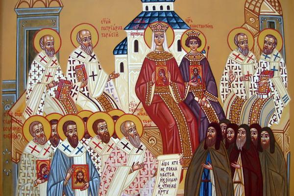 Торжество православия или плоды иконоборческого кризиса