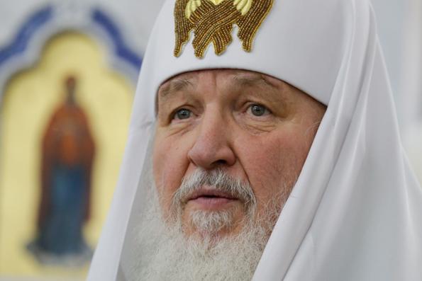 Патриарх Кирилл возглавил учрежденное Общество русской словесности