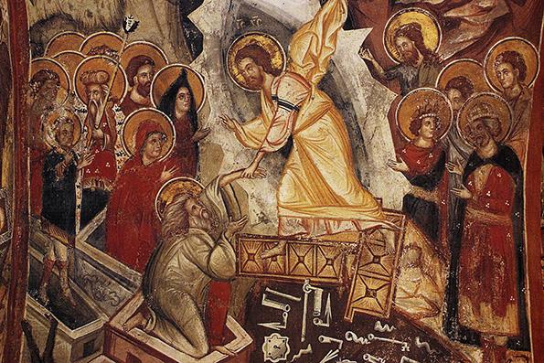 Великая суббота: о сошествии Христа во ад и Его искупительном подвиге