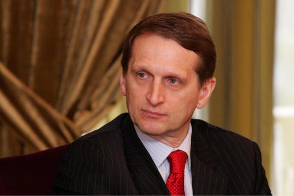 Сергей Нарышкин: если разрушать традиции, их заменят суррогаты терроризма