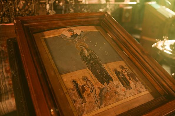 Мария Египетская. О мужестве в покаянии