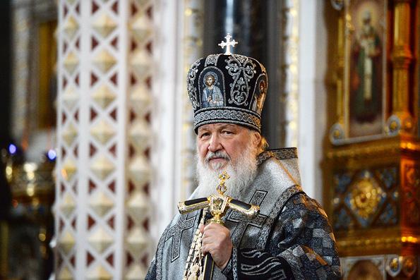 Патриарх Кирилл: стремление к обогащению приводит человека к потере разума