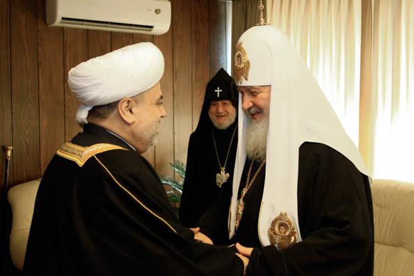 Русская Православная Церковь готова быть посредником в урегулировании конфликта в Карабахе