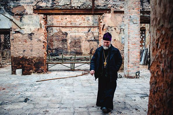 Украинская Православная Церковь: лишь 1% священников покинули Донбасс за время конфликта