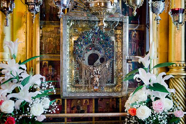 Чтимый образ Казанской иконы Божией Матери направляется в Казахстан для поклонения верующих