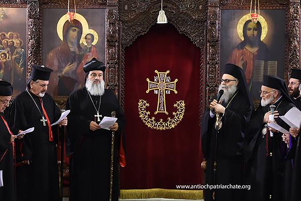 Предстоятели Церквей Сирии: «Мы — внуки тех, кого в Антиохии впервые назвали христианами»
