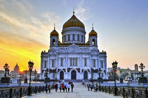 В Москве планируется возвести галерею памятников Патриархам Московским и всея Руси
