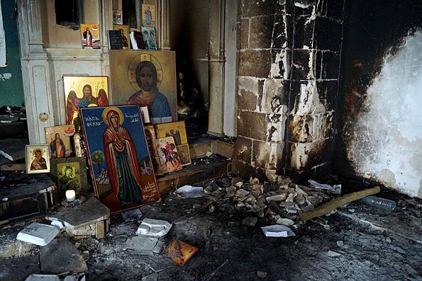 Русская Православная Церковь и Ватикан помогут создать список разрушенных в Сирии святынь