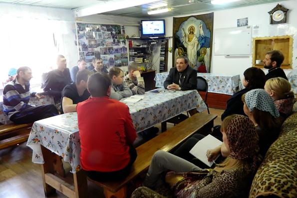 Общества трезвости Иркутска и Казани обменялись опытом