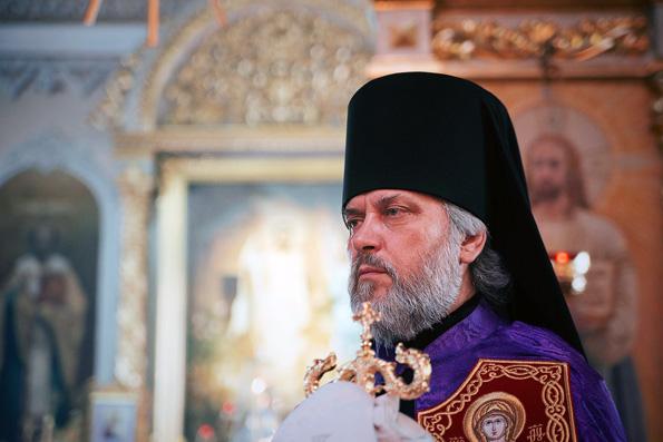 Епископ Чистопольский Пармен: Когда живешь в Церкви, то постоянно пребываешь в благодати, которой невольно исцеляешься и освящаешься
