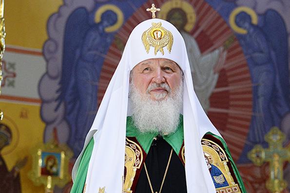 Патриарх Кирилл: общие нравственные ценности объединяют народы России