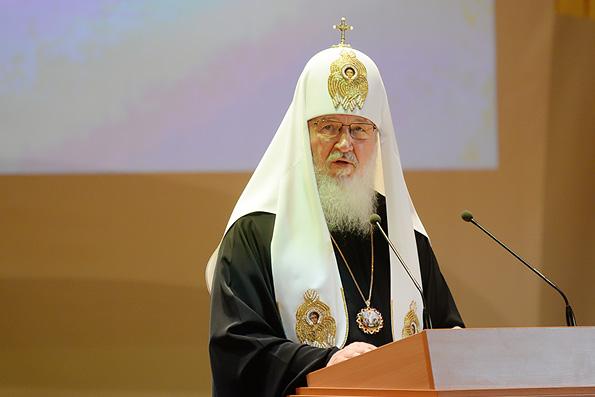 Патриарх Кирилл: преподавание литературы в школе стало затянувшимся экспериментом