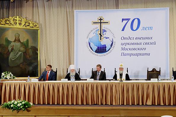 Патриарх Кирилл: церковный раскол на Украине зависит от политической конъюнктуры