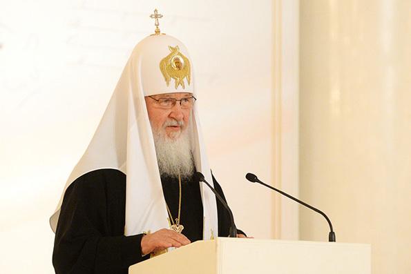 Патриарх Кирилл: надо дополнить ЕГЭ по русскому языку и литературе устной частью
