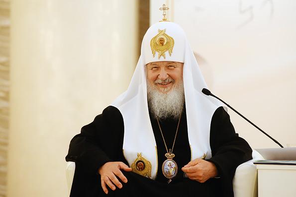 Нужен «золотой канон» для школьной программы по литературе — Патриарх Кирилл