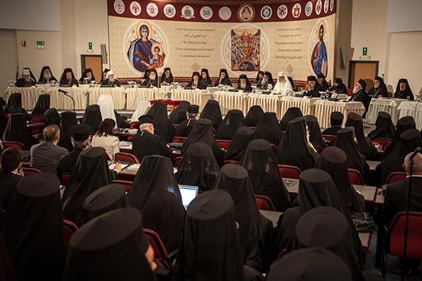 На Крите открывается форум, который так и не стал Всеправославным Собором