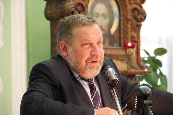 Алексей Светозарский: «Повестка форума на Крите ничтожна, Собором его назвать нельзя»