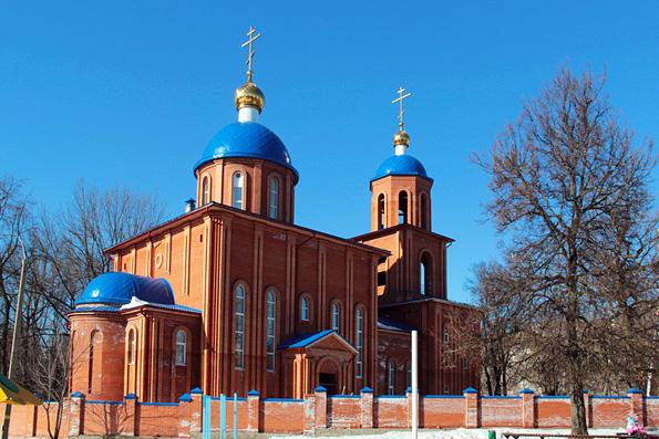Храм Успения Пресвятой Богородицы, Казань (Дербышки)
