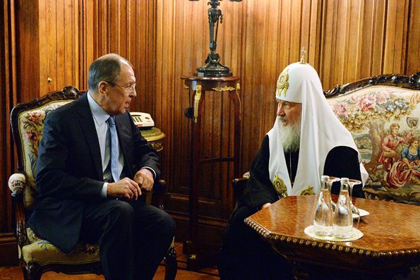 Сергей Лавров: защита христиан в Сирии невозможна без подавления угроз террора