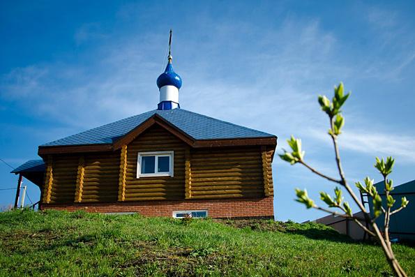 Храм праведной Матроны Московской, город Казань (Аметьево)