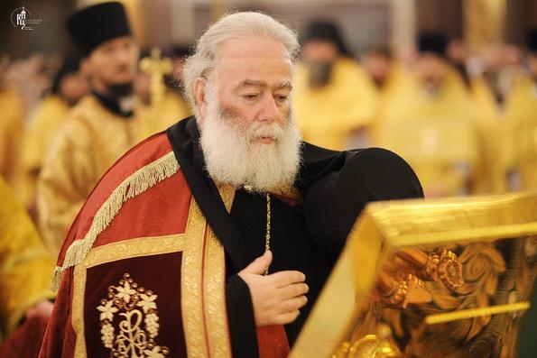 Патриарх Александрийский призвал все Поместные Православные Церкви принять участие во Всеправославном Соборе