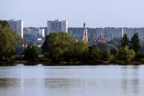 Церковь Николая Чудотворца, Казань (пос. Красная Горка)