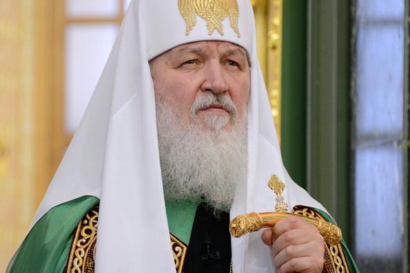 Патриарх Кирилл: «Террористам не запугать французский народ»